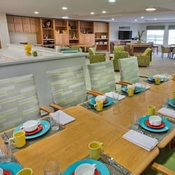 Esprit Whispering Ridge Assisted Living and Memory Care Omaha, NE| Dining Area